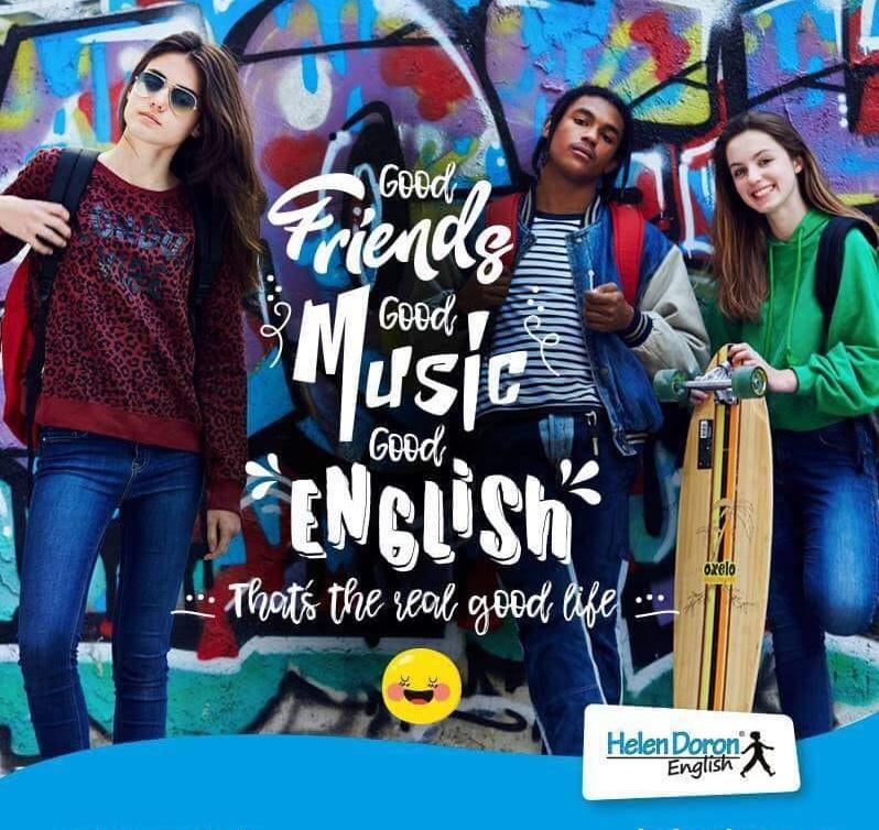 Kurz angličtiny pro děti od 13 let – Teen Talent