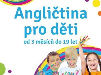 Volná místa v kurzech angličtiny pro děti 2019/20