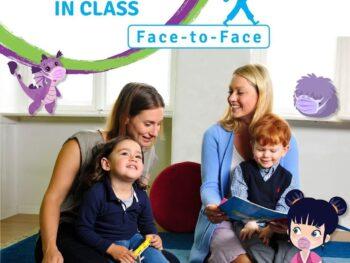 Kurz pro děti od 3 let – Fun with Flupe – čtvrtek 16:15 h – poslední volná místa!